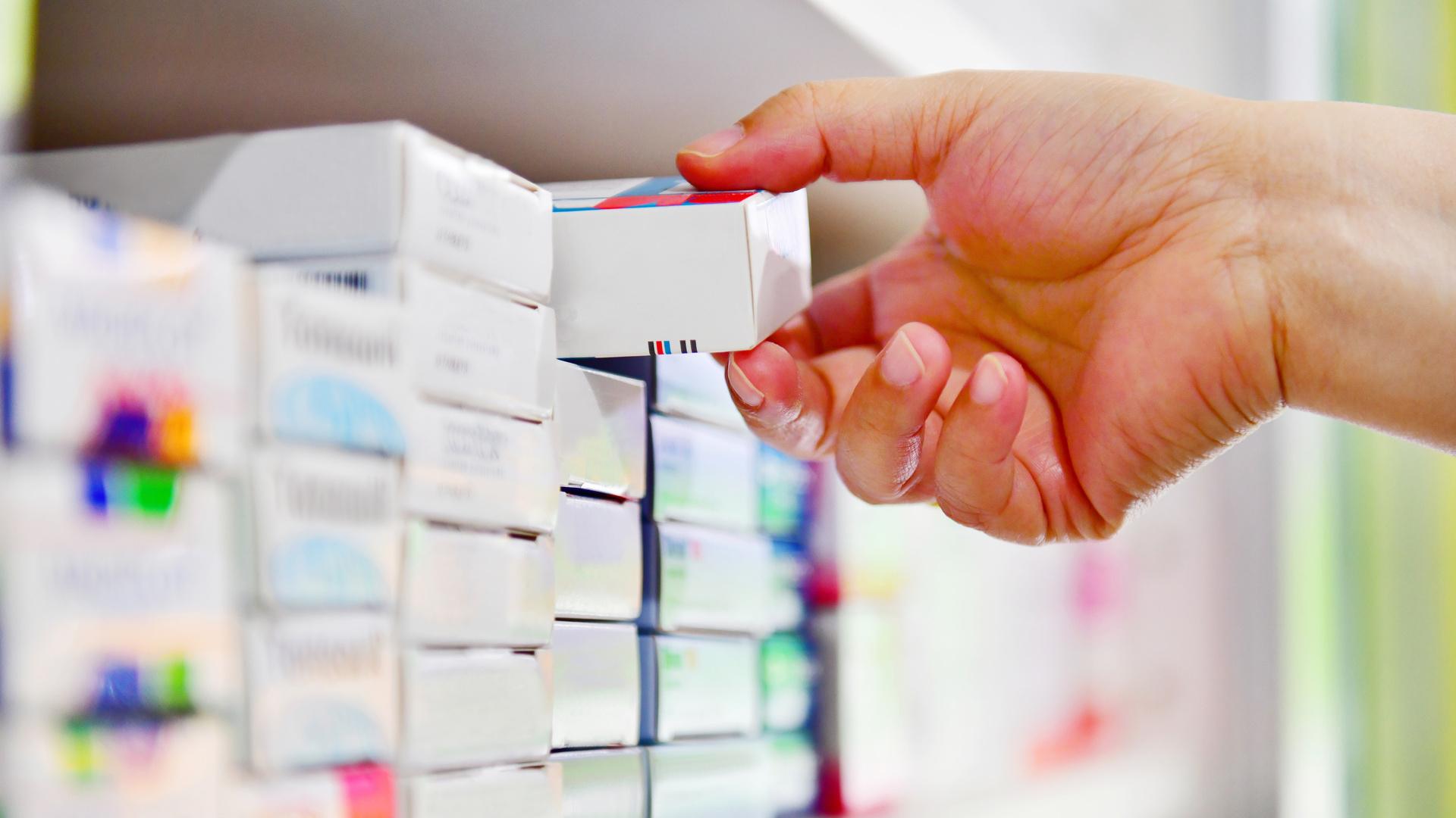 vente pharmacie